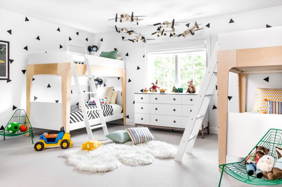 تصاميم غرف الأطفال .. الجمالية ومساحات الإبداع